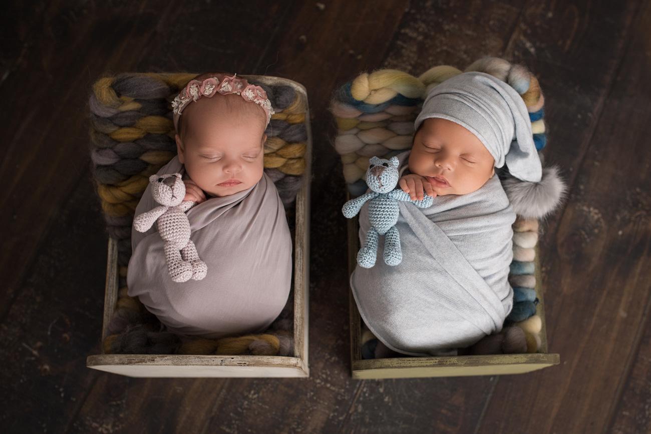 neugeborene, zwillinge, luxembourg
